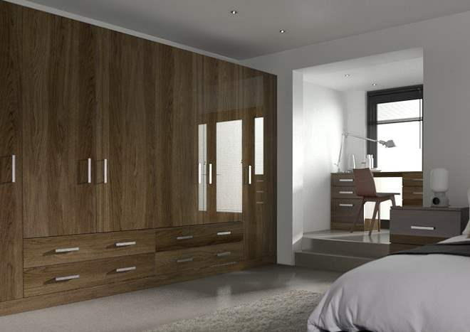 Ultragloss Mira Cosa Bedroom Doors