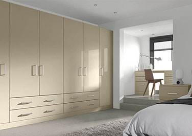 Ultragloss Dakar Bedroom Doors