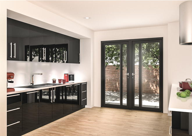 High Gloss Kitchen Cabinets Doors
