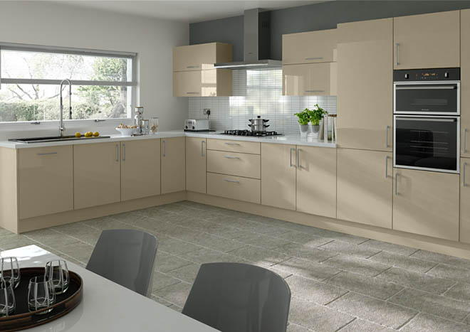 Ultragloss Dakar Kitchen Doors