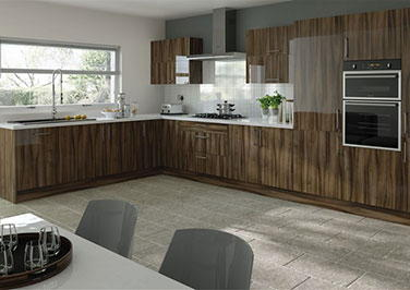 Ultragloss Tiepolo Kitchen Doors