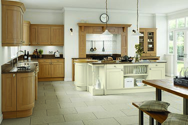 Oak Kitchen Doors