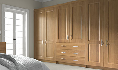 Wardrobe door for bedrooms