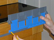 Door Handle Position Drilling Jig