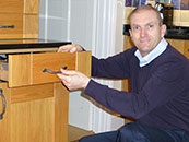 Fitting Drawer Fronts