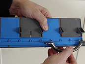 How To Use A Handle Drilling Jig