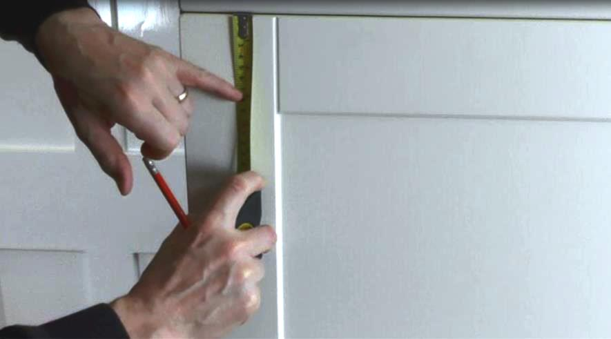 Pleasing How To Fit Door Handles A Video Guide Interior Design Ideas Grebswwsoteloinfo