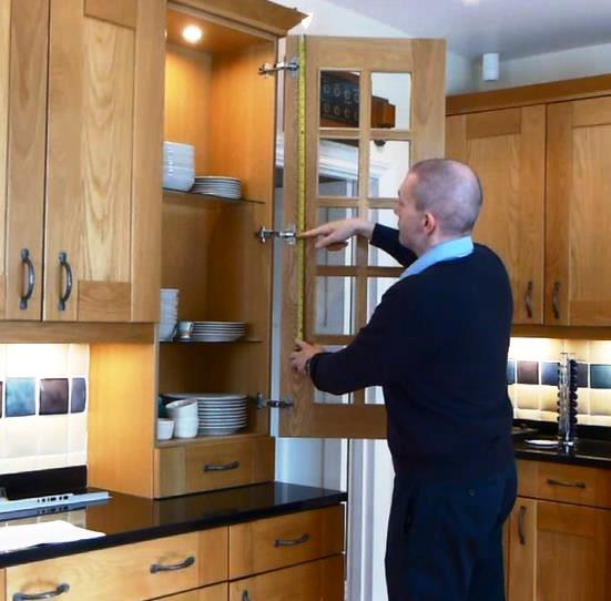 How To Measure Your Doors And Drawer Fronts A Video Guide