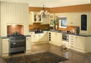 Westbury Buttermilk Replacement Kitchen Cabinet Doors