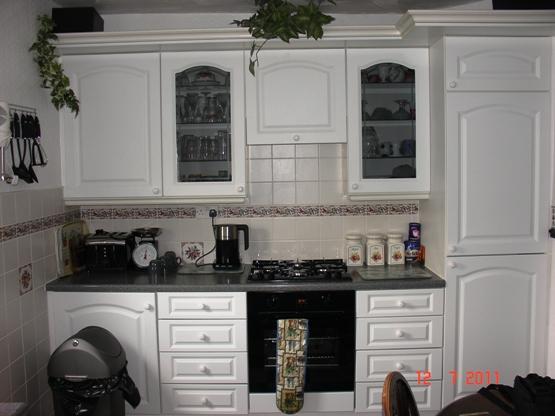 Kitchen Doors - Canterbury Super White Ash