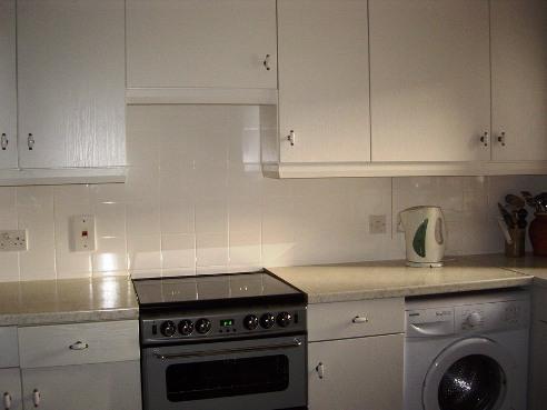 Venice Super White Ash Kitchen Doors