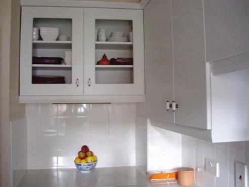 Glazed Kitchen Doors