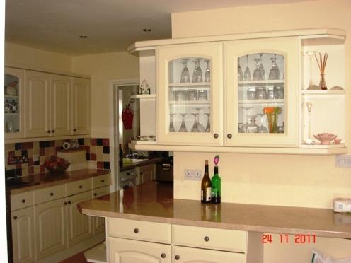 Westbury Kitchen Dors (Open Frame Option)
