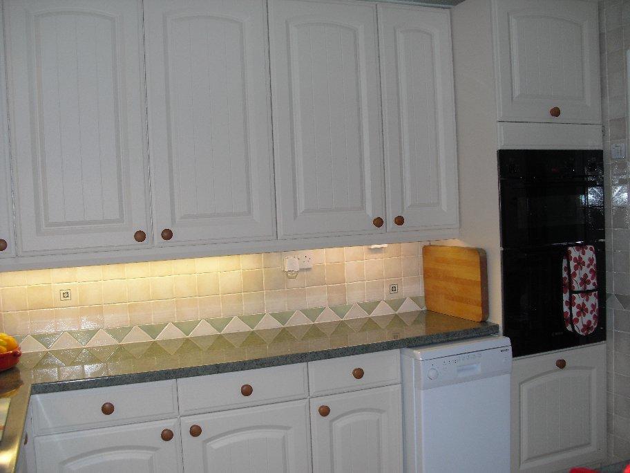 Kitchen Doors - Westbury Satin White (2)
