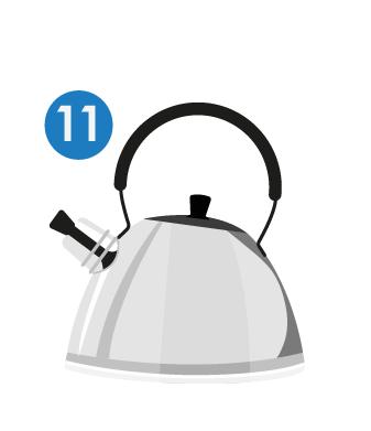 acessorise the stove
