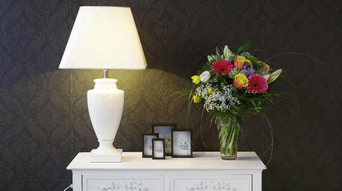Soft light for bedroom