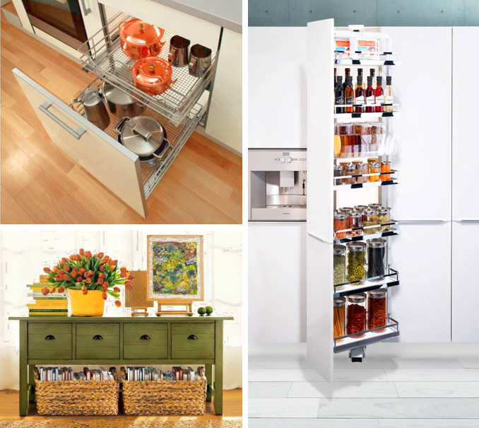 Top Design Tips For Square Kitchens