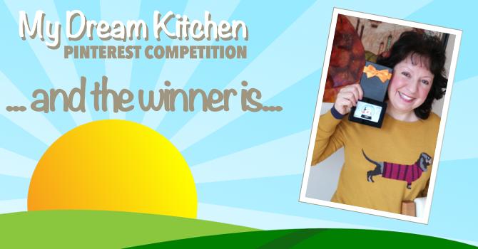 my dream kitchen winner