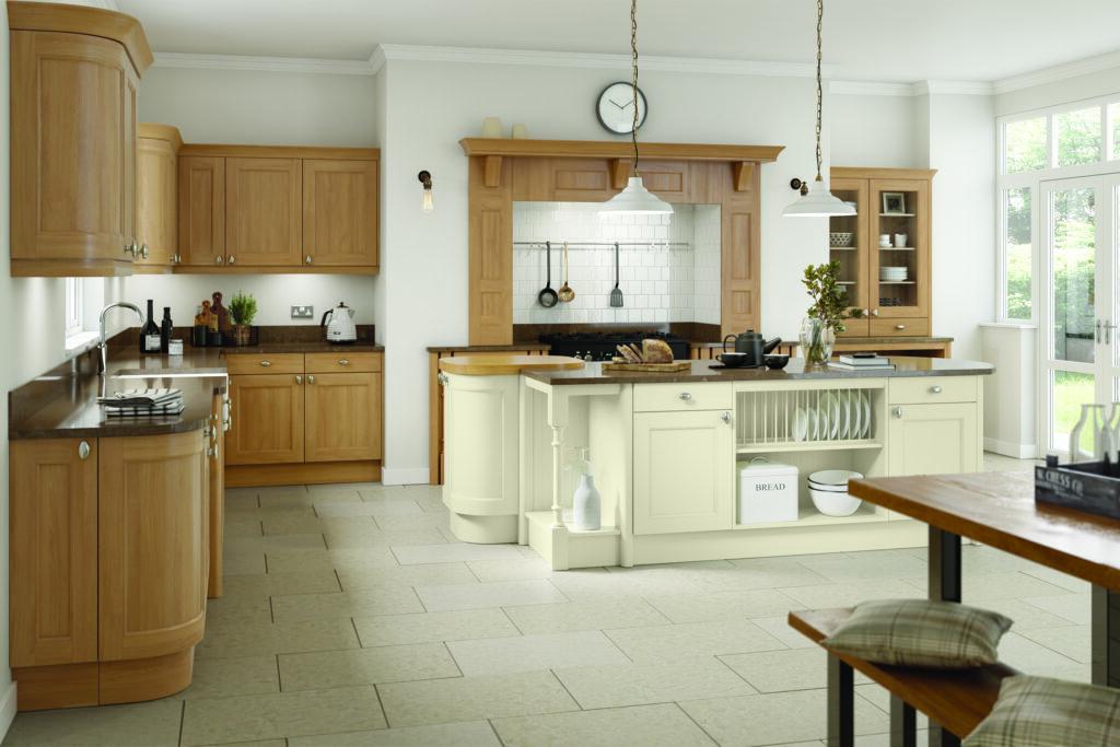 Windsor kitchen door