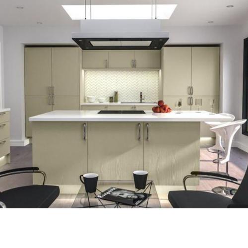 Plain replacement kitchen doors